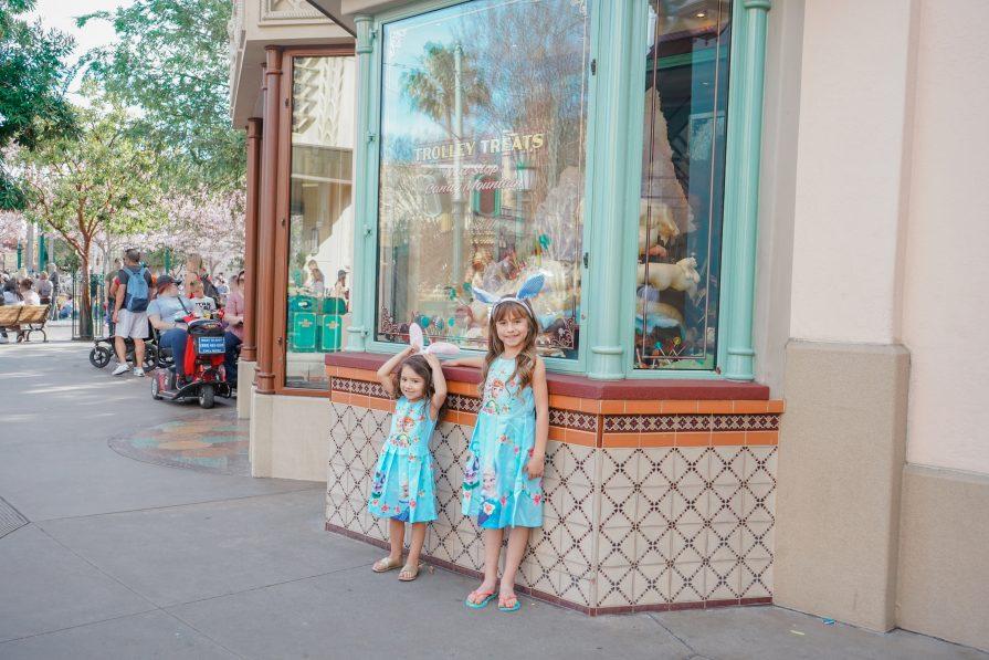 Disneyland's Eggstravaganza Scavenger Hunt 2019