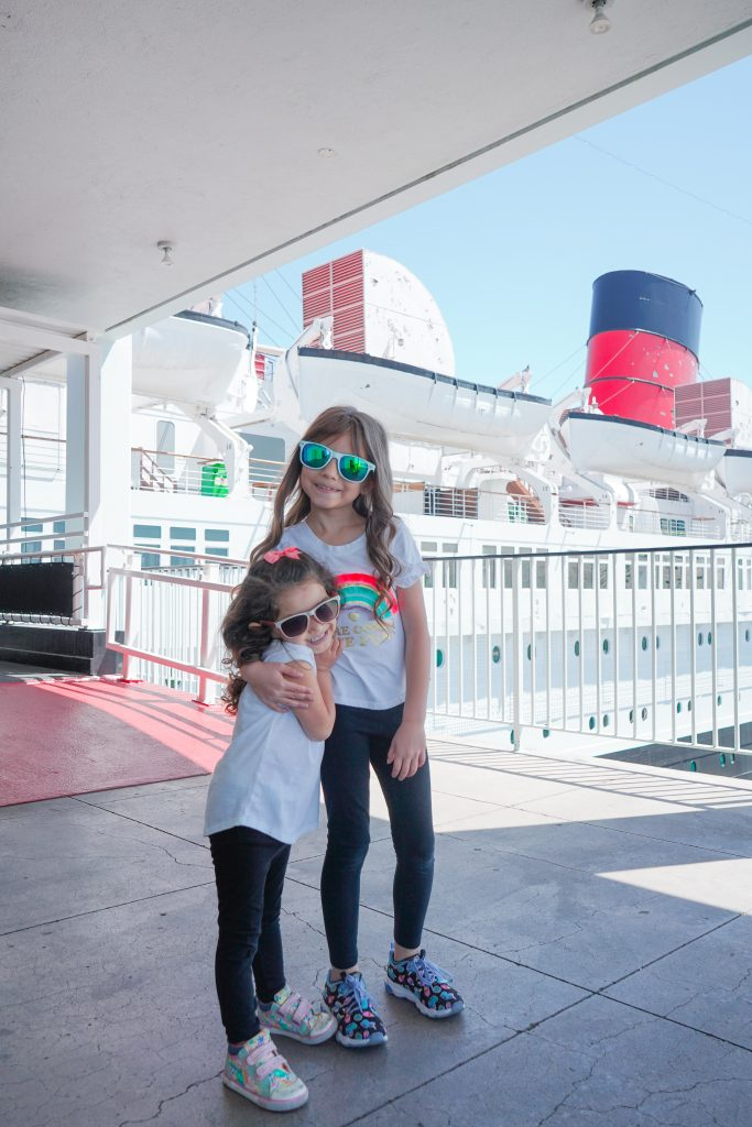 The-Queen-Mary-Visit-Long-Beach-CA-Family Vacation-Travel with kids