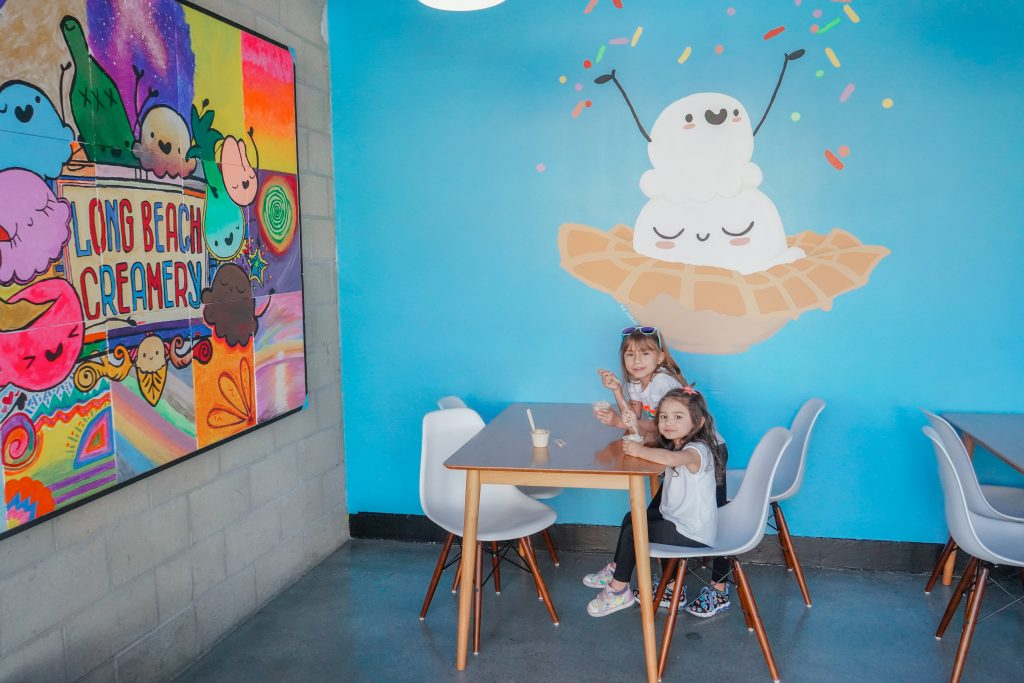 Hotel-Maya-Southern CA Family Travel Guide: Long Beach-Long Beach Creamery-Travel with kids