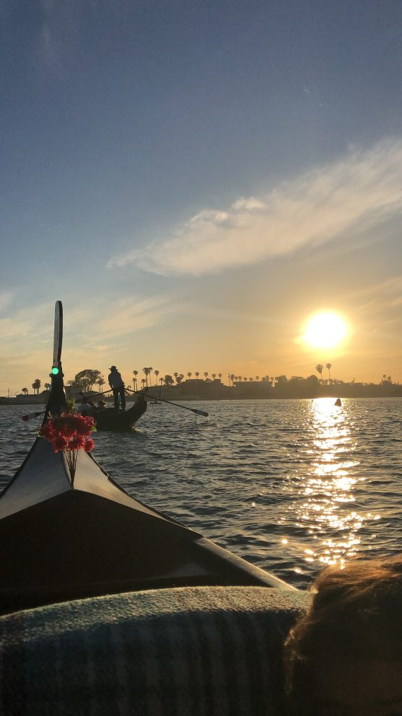 Gondola-Getaway-Visit-Long-Beach-CA-Family-Travel with kids