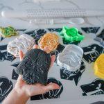 Star Wars Eggless Sugar Cookies