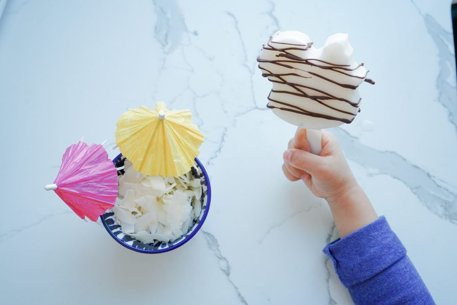 Chocolate Coconut Vanilla Bean Popsicles-vegan-dairy-free - gluten-free