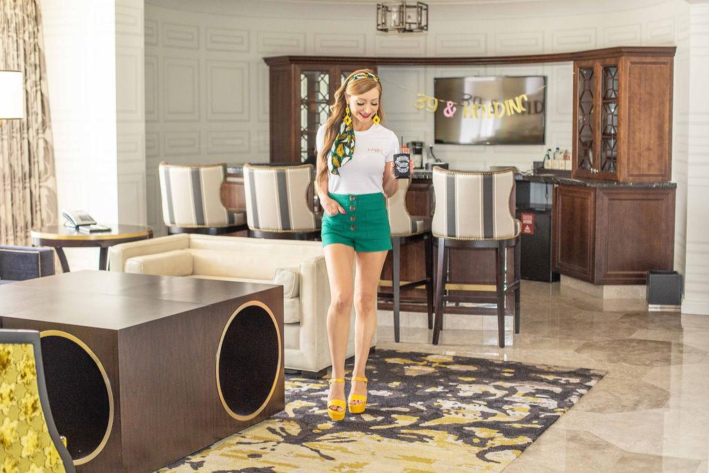 Caesars Palace-Julius Premium Suite-Birthday Ideas for Adults Las Vegas