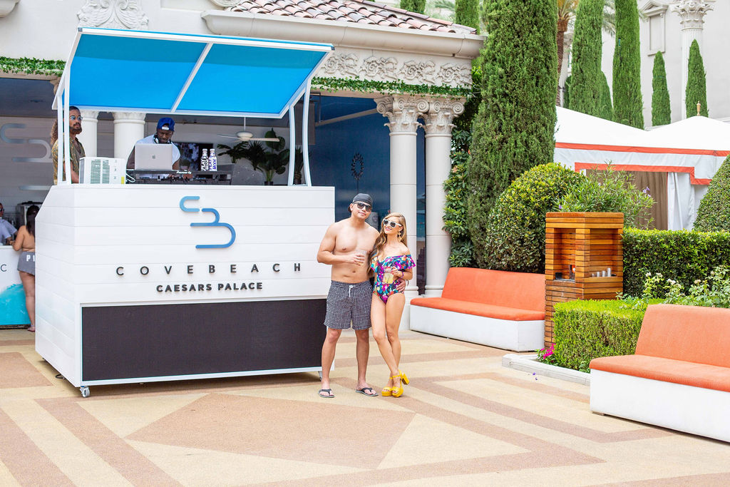 Cove Beach-Las Vegas-Cabana-Pool Party-Birthday Ideas for Adults