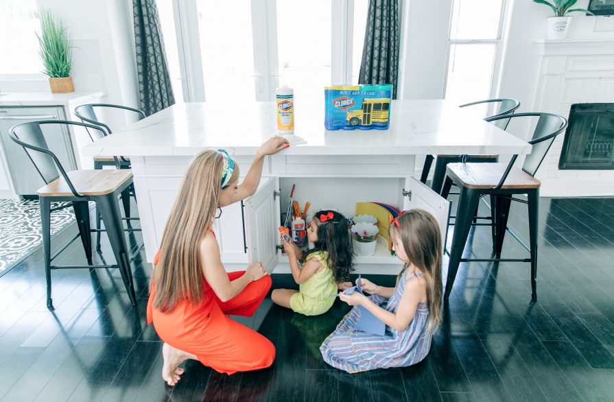 OurJourney-Back to School-Clorox-Ultimate-Clean-SpaceMakeover-The_Mother_Overload_