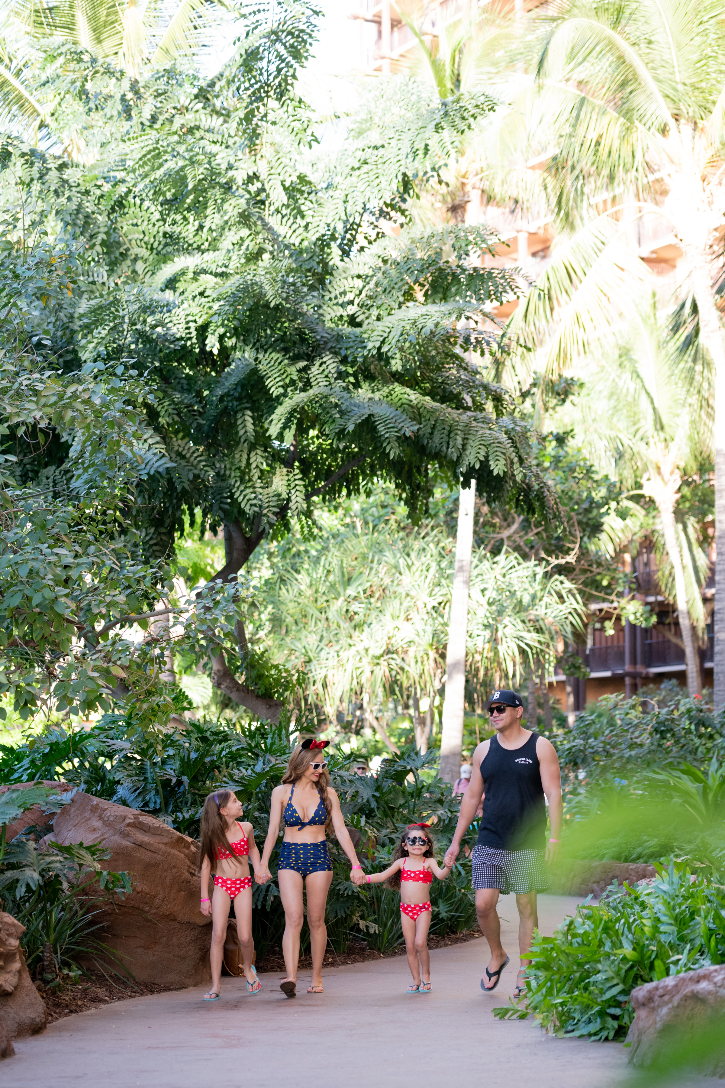 Disney's Aulani Most Instagram-Worthy Spots-Stitch Statue-more affordable than you think-deals-family travel-Hawaii