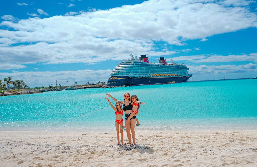 Disney Cruise Tips for Anxious Parents-Disney Dream-Castaway Cay