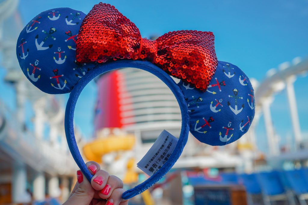 Disney Cruise Tips for Anxious Parents-Disney Dream-Castaway Cay-Minnie Ears Exclusiive