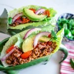 Kid-Friendly Tacosauraus Lettuce Wraps