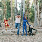 Halloween Costume Ideas For Families X-Men Superheroes