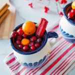 Cranberry Ponche Navideño (Mexican Christmas Punch)