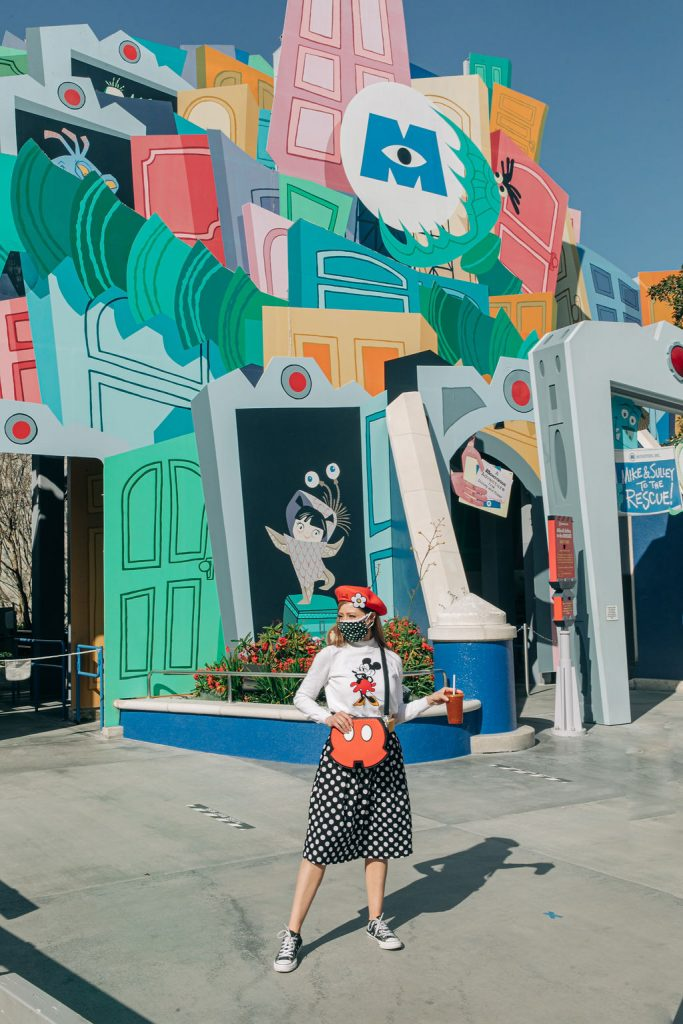 7 Must-Read Tips For A Touch of Disney-TheMotherOverload-DisneyCaliforniaAdventure2021-michelada-Monsters Inc.