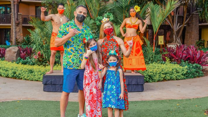 A 2021 Return To KA WA'A - Disney Luau Review Aulani Oahu Health Safety Modifications Kid-Friendly Allergy-Friendly