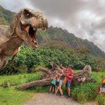 A New Kualoa Ranch Jurassic Adventure Tour 2021