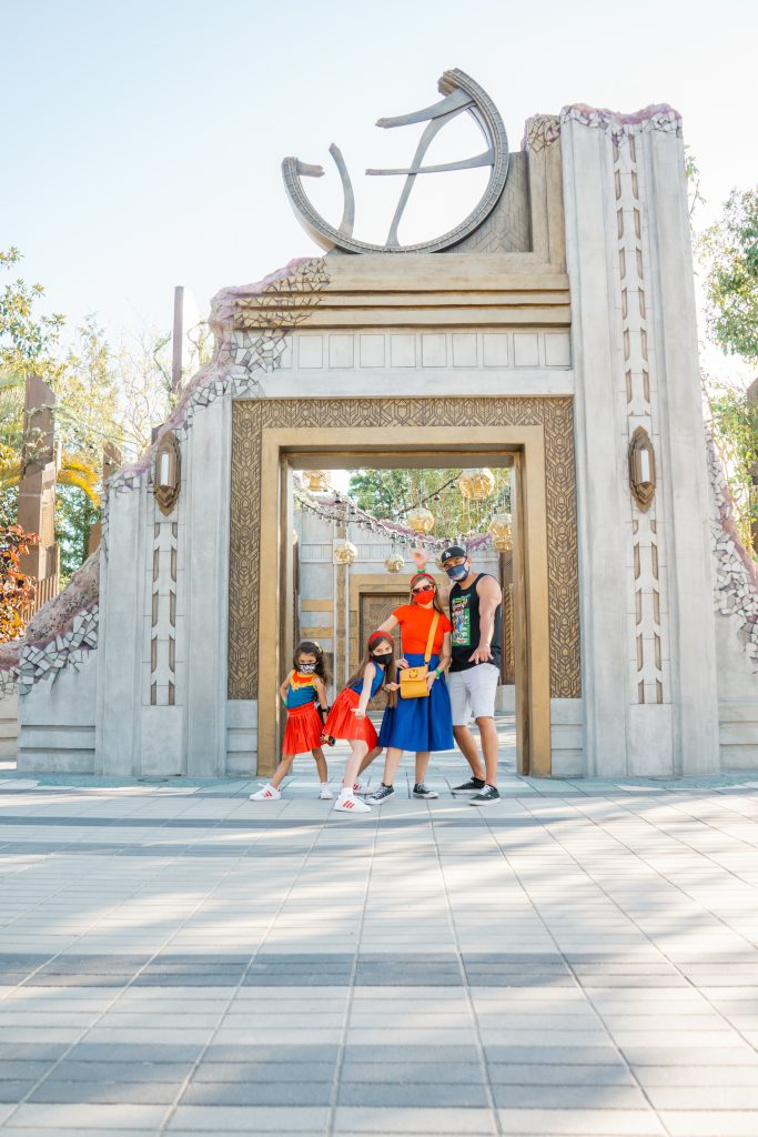 Avengers Campus-Top 10 Parent Tips-Disney California Adventure Park- Family Outfit Ideas- what to bring- what to see do