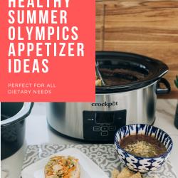 Easy Healthy Summer Olympics Appetizer Ideas-Plantbased-Vegan-2021