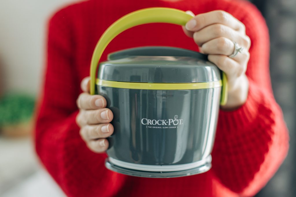 A Portable Healthy Hot Lunch To Take Anywhere Crockpot Lunch